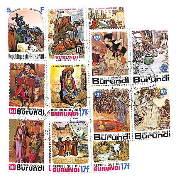 1977 Burundi