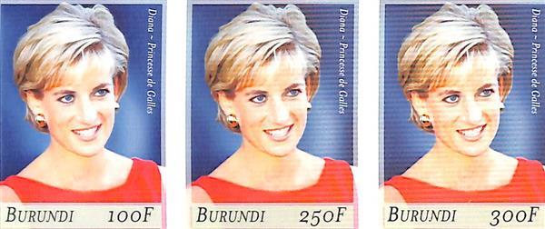 1999 Burundi