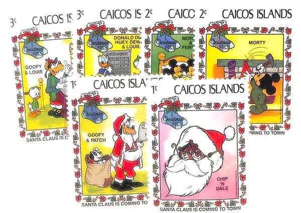 1983 Caicos