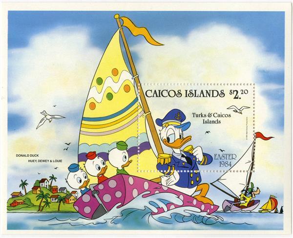 1984 Caicos