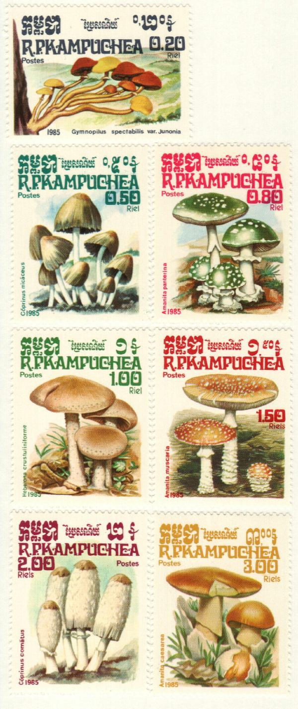 1985 Cambodia