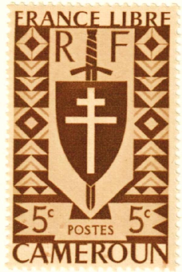 1941 Cameroun