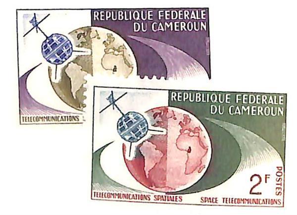 1963 Cameroun