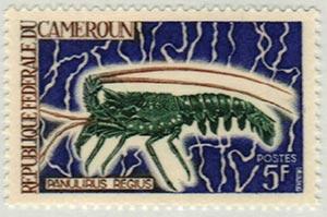 1968 Cameroun