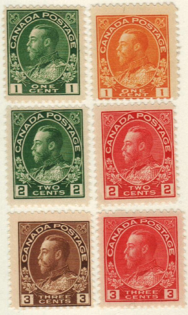 1911-23 Canada