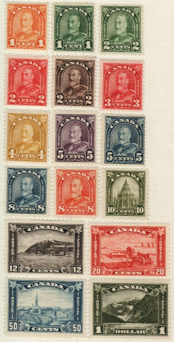 1930-31 Canada