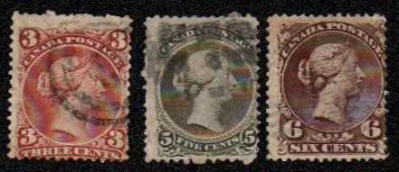 1868-75 Canada
