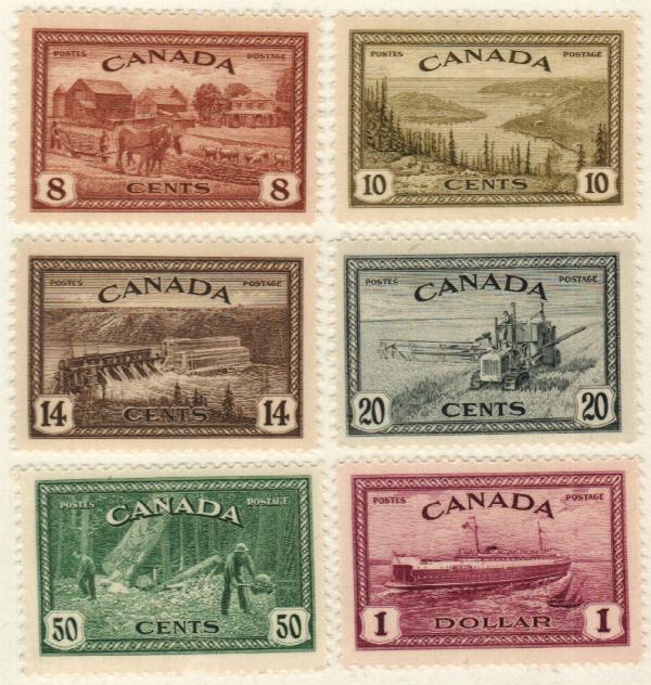 1946 Canada