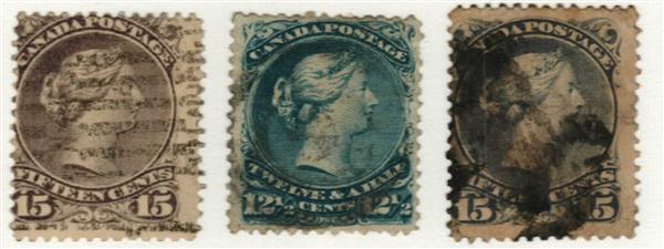 1868-74 Canada