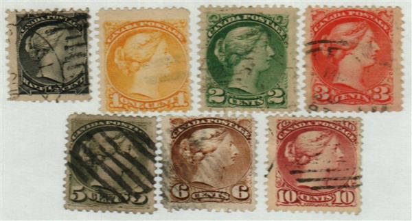 1870-89 Canada