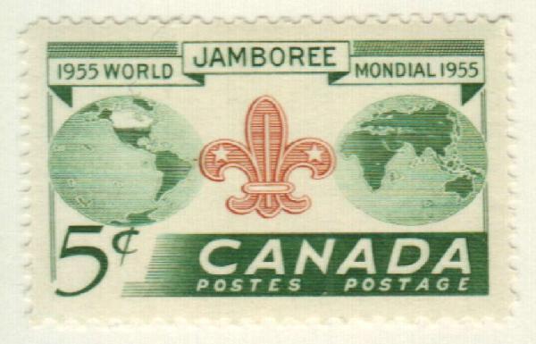 1955 Canada