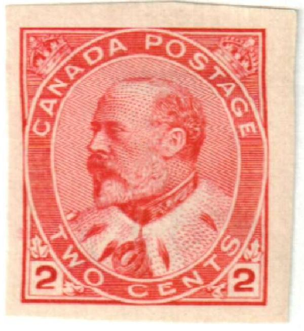1903 King Edward stamp