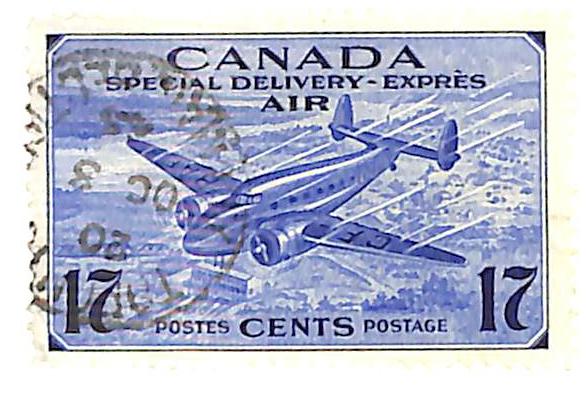 1943 Canada