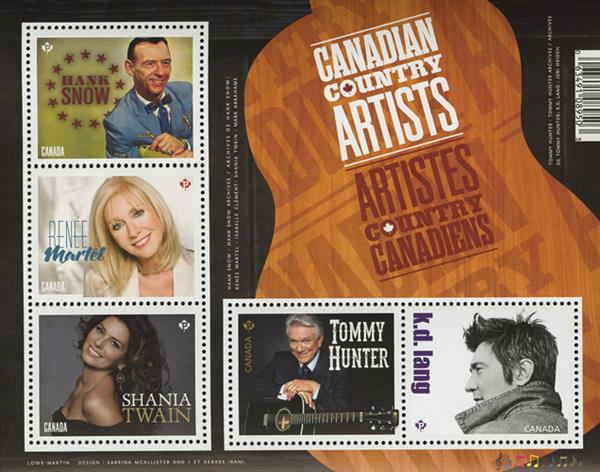 2014 Canadian Country Artists
