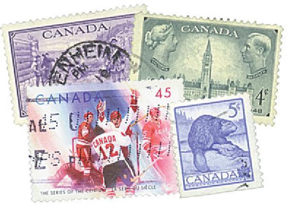 Canada, 100v