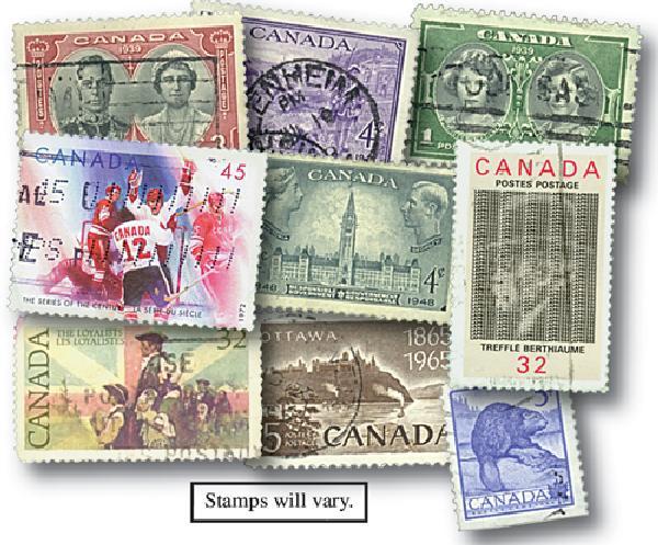 Canada, 200v, Used