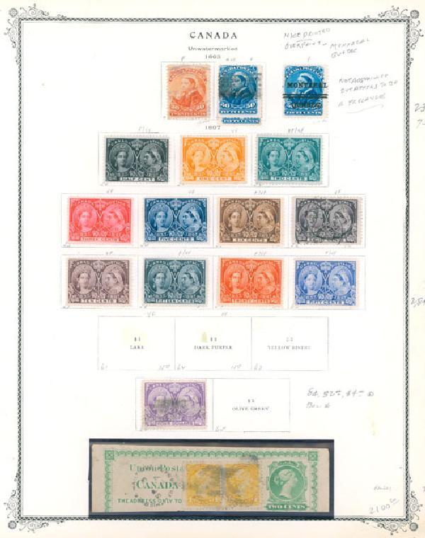 1893-1897 Canada