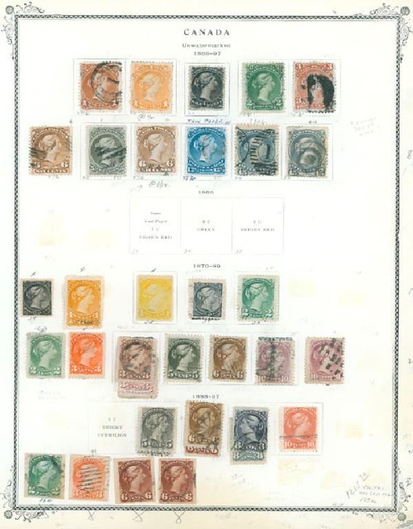 1859-97 Canada