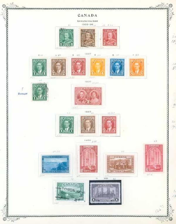 1875-1984 Canada