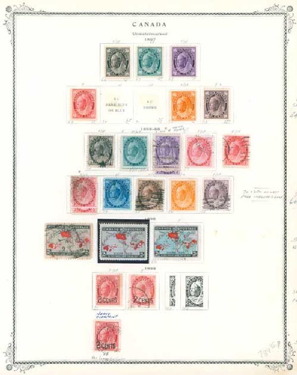 1897-1934 Canada