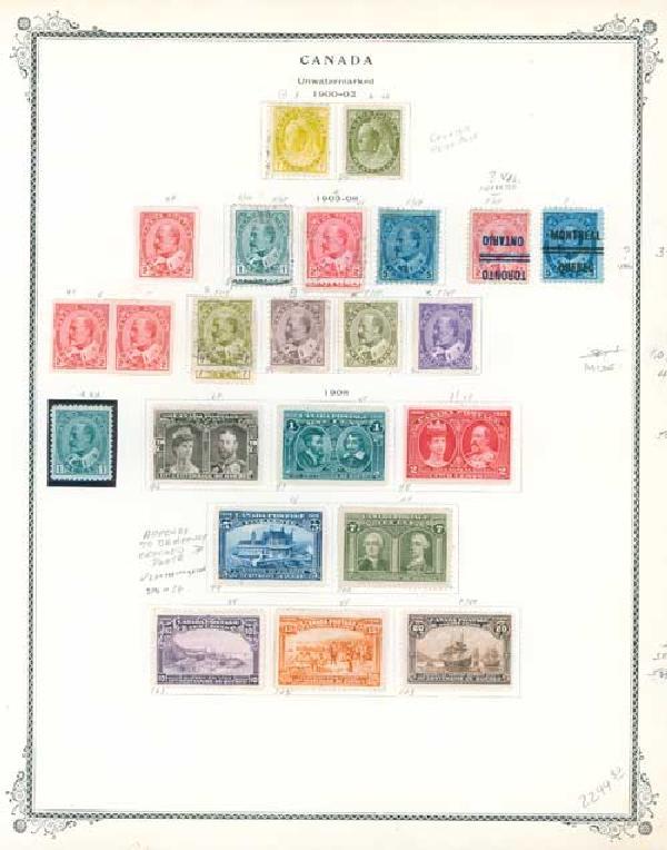 1900-08 Canada
