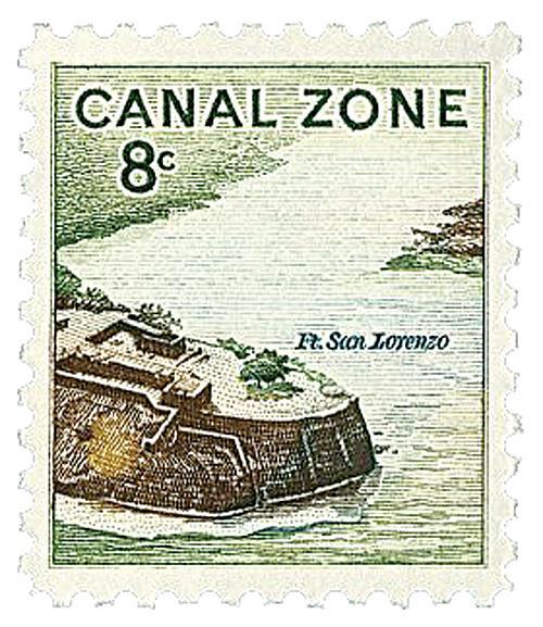 1971 8c grn,bl,brn,ocher,San Lorenzo