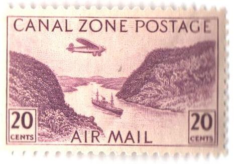 1931 20c red violet Gaillard