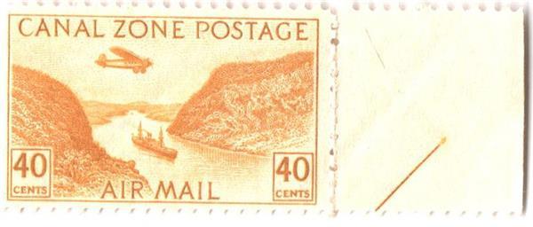 1931 40c Yellow