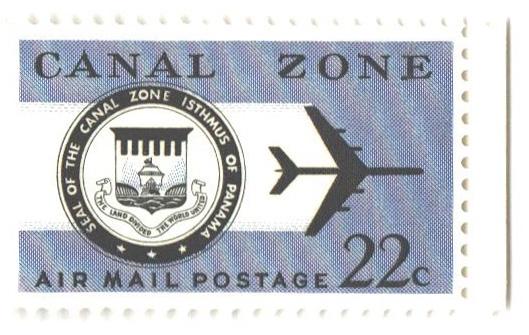 1976 22c vio,blk, Seal & Jet