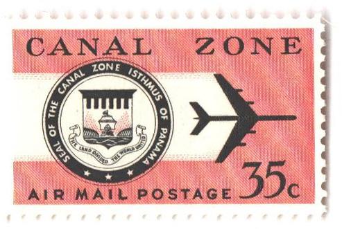 1976 35c sal,blk, Seal & Jet
