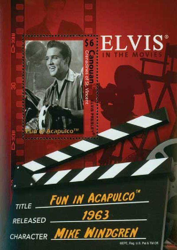 2010 Canouan Elvis 'Fun in Acapulco'