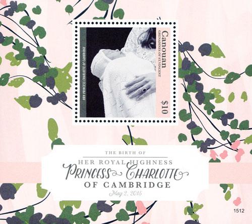 2015 $10 HRH Princess Charlotte