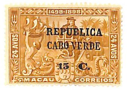 1913 Cape Verde