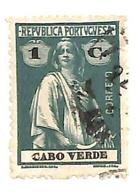 1914 Cape Verde