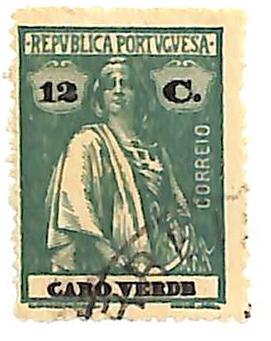 1916 Cape Verde