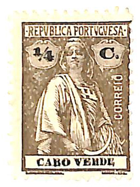 1920 Cape Verde