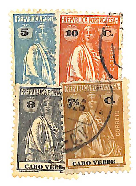 1920-26 Cape Verde