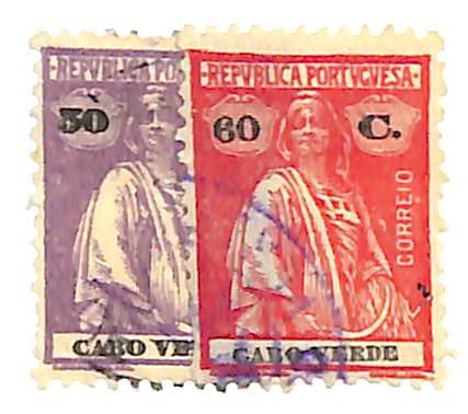 1922-26 Cape Verde