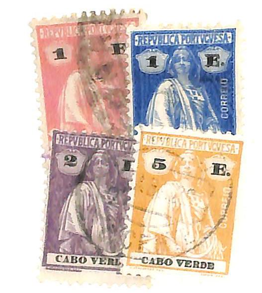 1922 Cape Verde