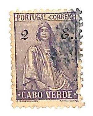 1934 Cape Verde