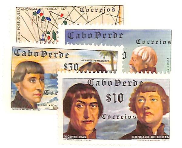 1952 Cape Verde