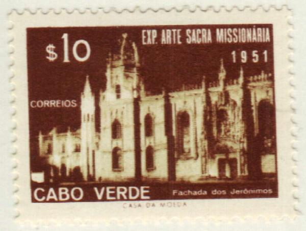 1953 Cape Verde