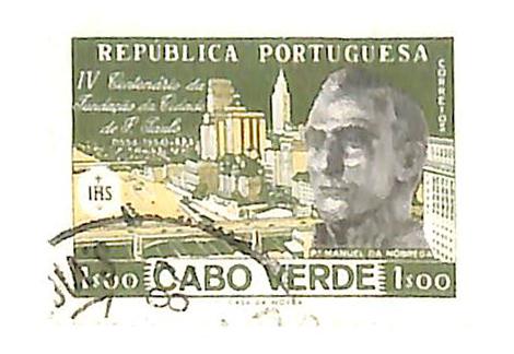 1954 Cape Verde