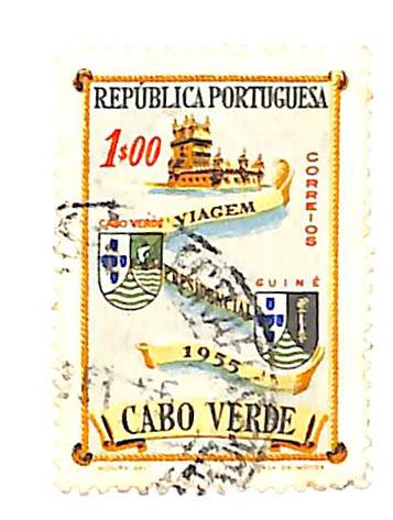 1955 Cape Verde