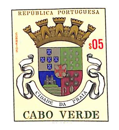 1961 Cape Verde