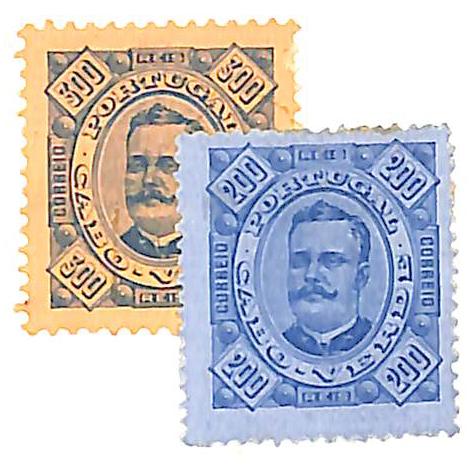 1894-95 Cape Verde
