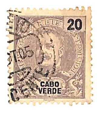 1898 Cape Verde