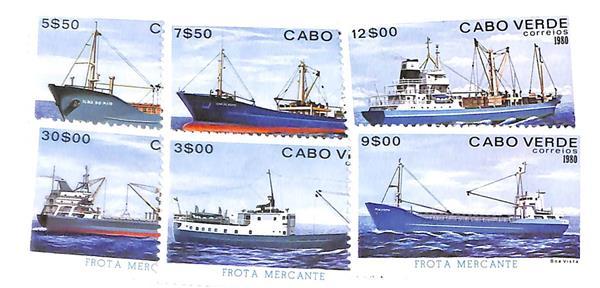 1980 Cape Verde