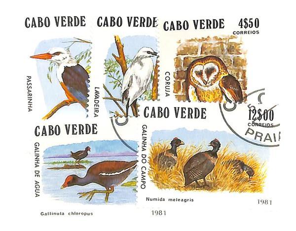 1981 Cape Verde