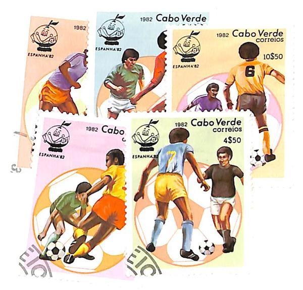 1982 Cape Verde
